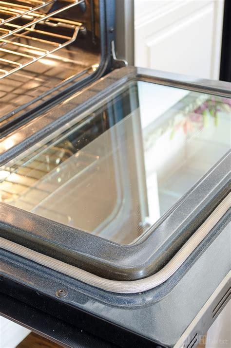 Best Way To Clean A Glass Oven Door Best Way To Clean Glass Oven Door How To Clean An Oven Door In Between The Glass 4 Real The