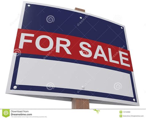 for sale for sale board royalty free stock image image 14153366