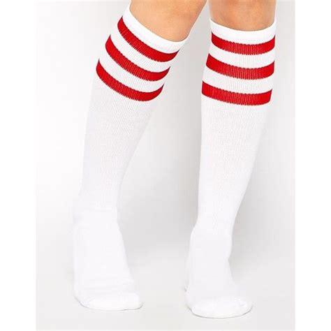 Striped Knee High Socks best 25 knee high socks ideas on