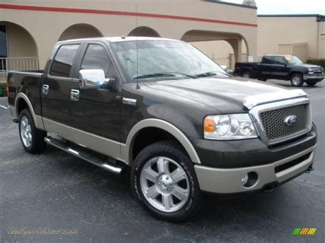 2007 ford f150 lariat 4x4 for sale 2007 ford f150 lariat supercrew 4x4 in metallic