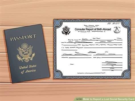 United States Social Security Records 4 Ways To Report A Lost Social Security Card Wikihow