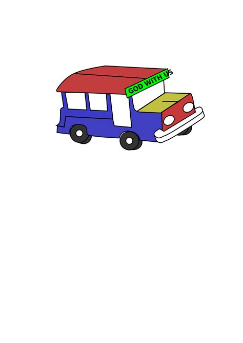 clipart  jeepney   cliparts  images