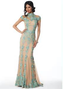 Long elegant lace dresses 4 photo