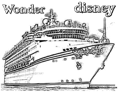 Disney Cruise Coloring Pages Only Coloring Pages Disney Cruise Coloring Pages