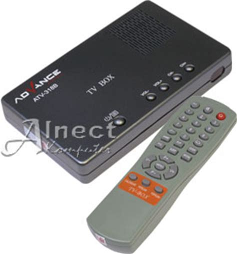 Tv Tuner Merk Advance jual tv tuner advance atv318b digital pc tv box tv tuner alnect komputer web store