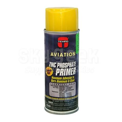 yellow primer yellow zinc primer tempo yellow phosphate primer