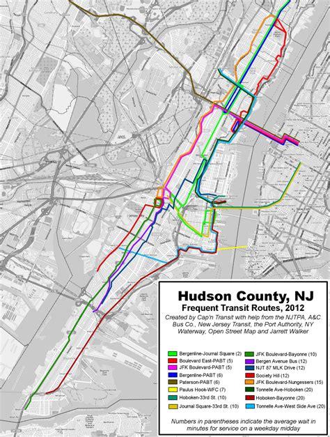 hudson light rail schedule guttenberg new jersey wikipedia