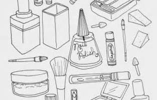 makeup coloring pages makeup coloring pages for yaytrend