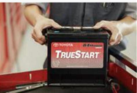 Toyota True Start Battery Toyota Service Rochester Vanderstyne Toyota