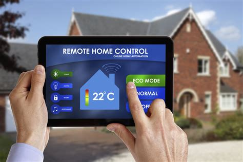 controlling your thermostat and lighting with home