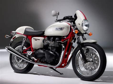 Motorrad Ps Steigern by Triumph Thruxton Se Modellnews