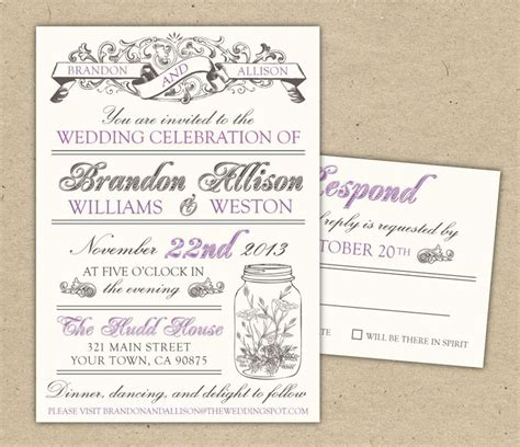 free marriage invitation templates wedding invitations templates free theruntime