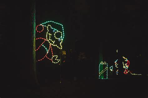 Dominion Garden Of Lights At Norfolk Botanical Garden Norfolk Botanical Garden Of Lights