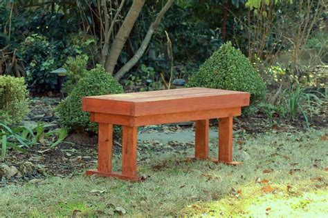 build your own outdoor bench build a garden bench hgtv