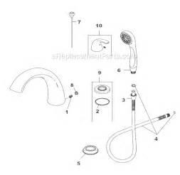 delta faucet t4705 parts list and diagram