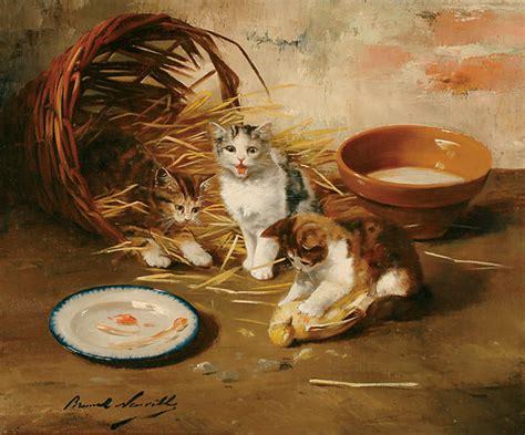 dead cat painting alfred arthur brunel de neuville 1852 1941 the