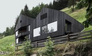 Modern House Exterior modern chalet wallpaper