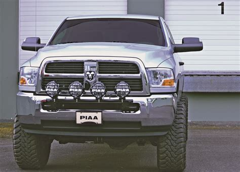 piaa introduces new line of vehicle specific light bars