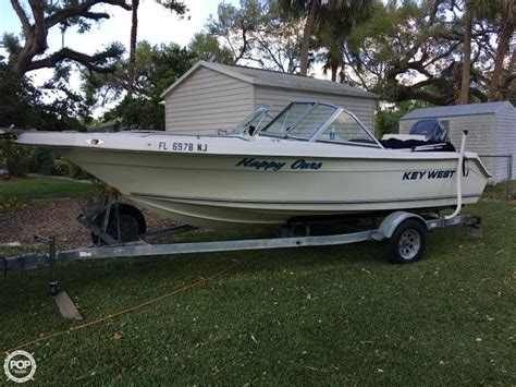 key west boats for sale in ohio used key west walkaround boats for sale boats
