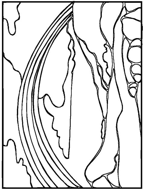 rainbow coloring pages with bible verses free coloring pages of rainbow zebra print