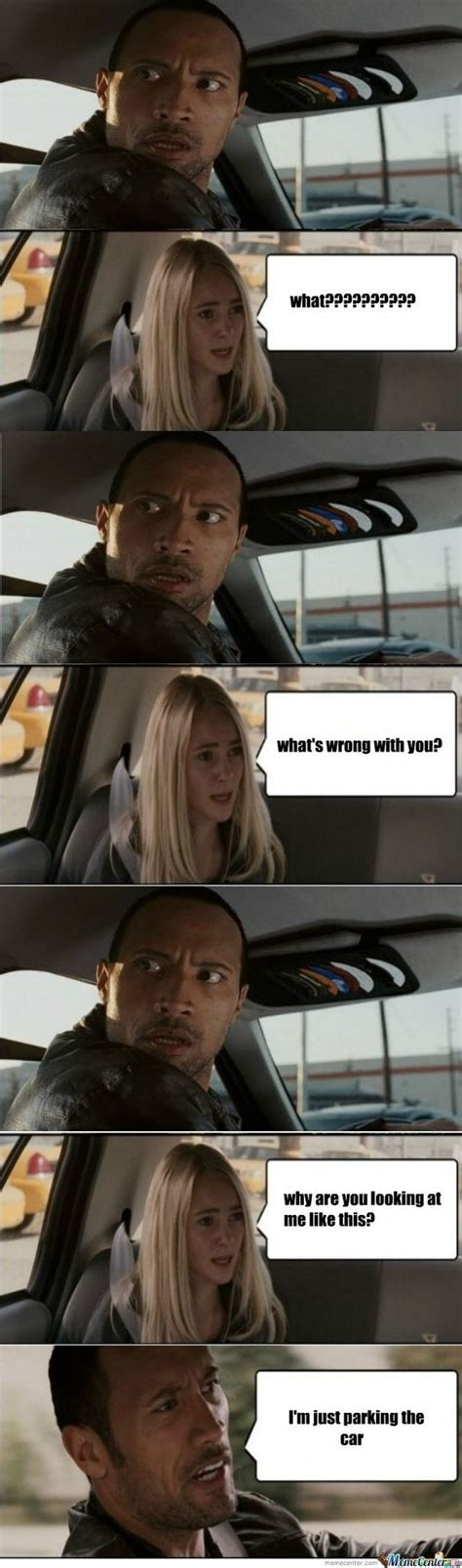 Dwayne Johnson Car Meme - what are some of the best dwayne johnson memes quora