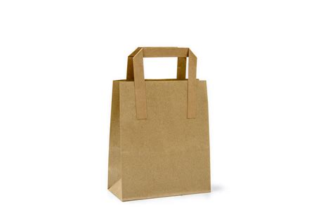 Paper Bags - brown paper bag small enviropack