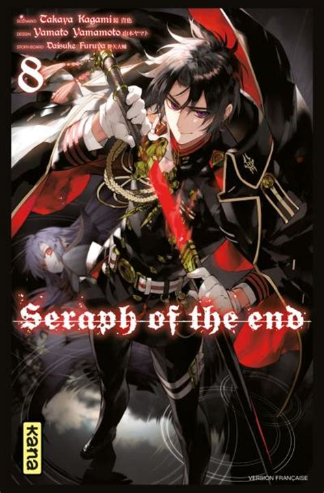 Seraph Of The End Vol 3 vol 8 seraph of the end news