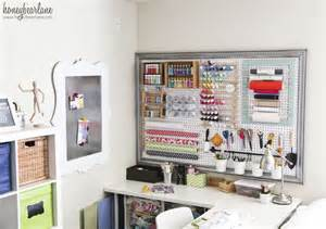 How To Clean Out My Closet craft room reveal honeybear lane