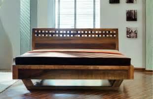 pinn bett design bett massivholz kreative deko ideen und