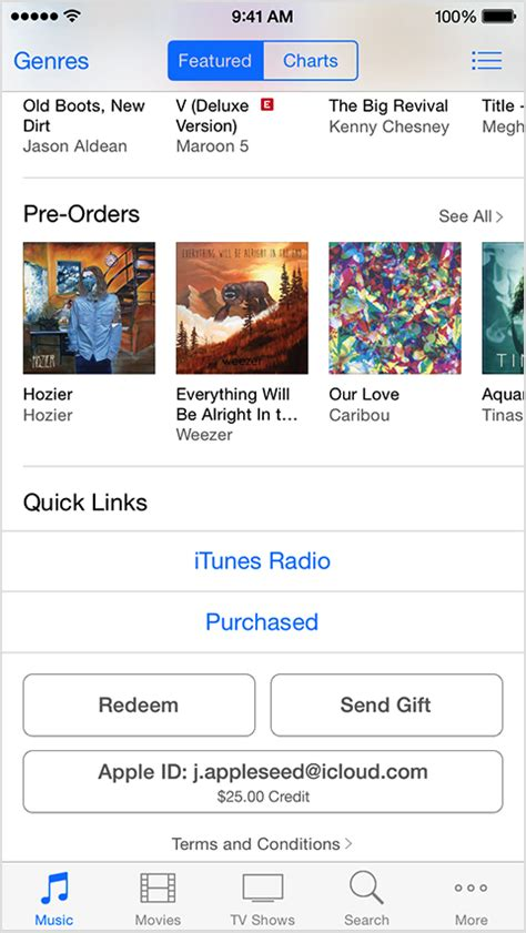 How To Find Gift Card Balance On Itunes - how to redeem itunes gift cards support