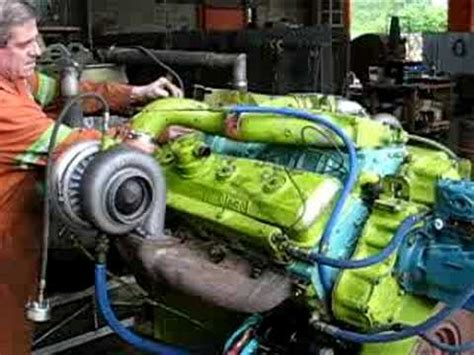 detriot diesel hp youtube
