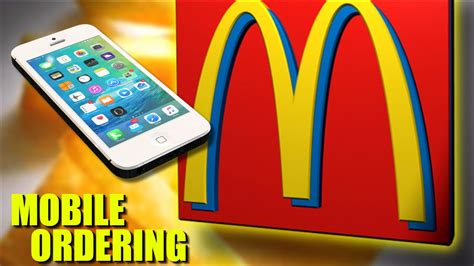 mobile mcdonalds mcdonald s plan to bring mobile ordering to all us