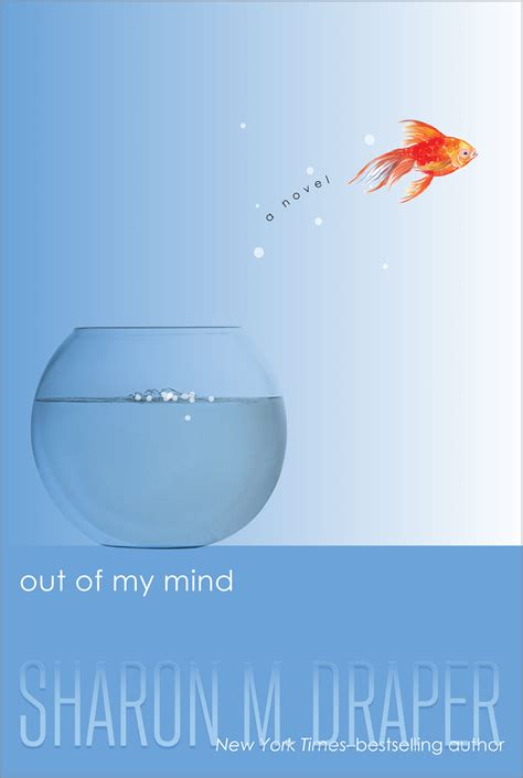 out of my mind book by m draper official