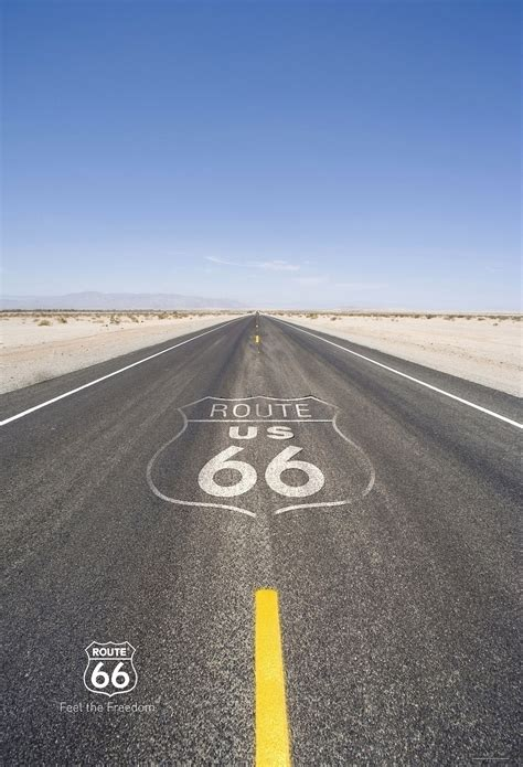 Study Room Design route 66 wallpaper mural wall murals ireland