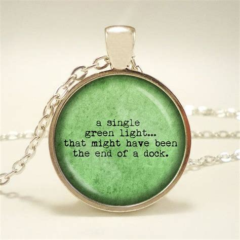 Great Gatsby Green Light Quote by Green Light Gatsby Quotes Quotesgram