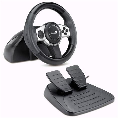 pc volante genius trio racer f1 31620030100 achat vente volant