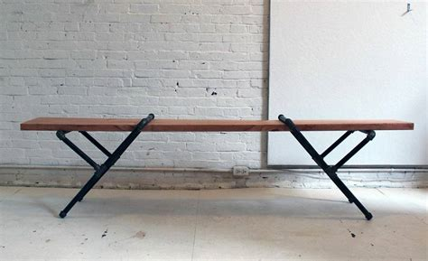 diy pipe bench diy pipe bench cool material