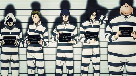 prison school prison school wallpaper wallpapersafari