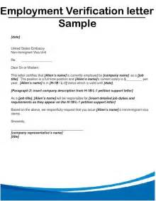 Employee Proof Of Work Letter Proof Of Employment Letter Sle Best Business Template