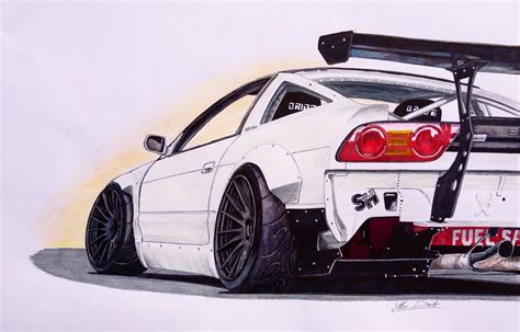 nissan 380sx finished version quot nissan 380sx quot i hope you like it