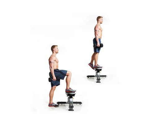 Dumbbell Kaki Latihan Uh Bentuk Otot Dalam 4 Minggu Fitnessformen Co Id