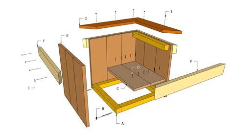 planter design wood shop outdoor wood planter plans