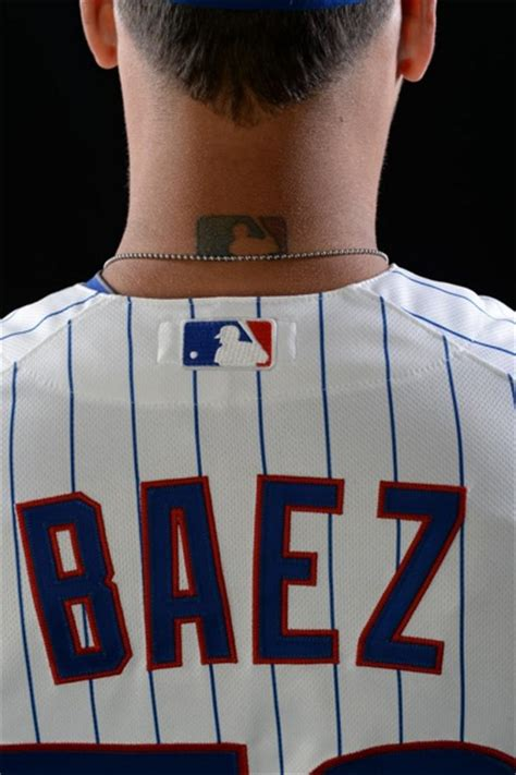 javier baez literally branded for life by mlb