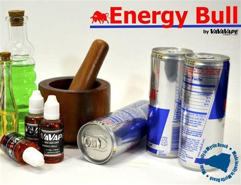 energy drink flavored vape juice energy bull