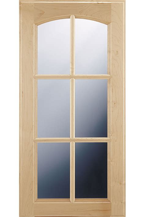 thomasville mullion  glass doors mullion arch