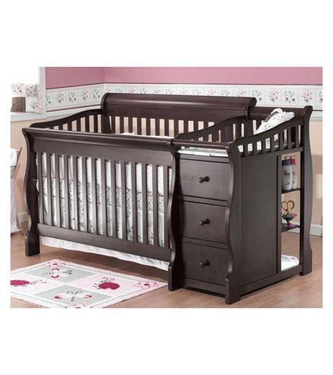 Sorelle Vicki 4 In 1 Convertible Crib by Sorelle Crib Tuscany Baby Crib Design