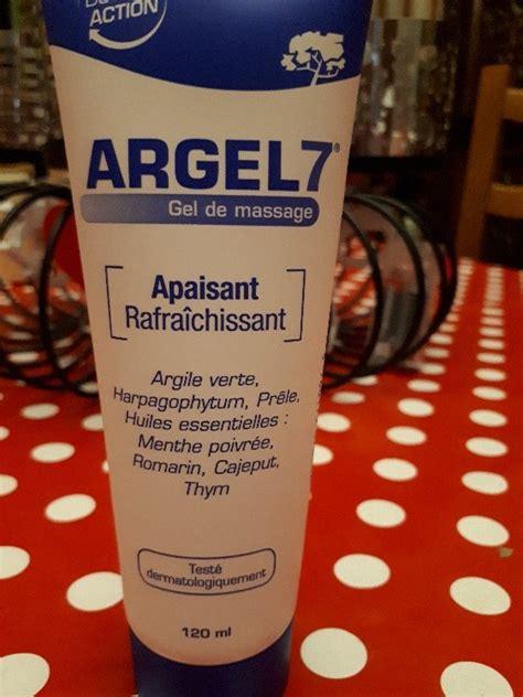 Argel 7 Gel Nature Avignon by Acheter Gel Argel 7
