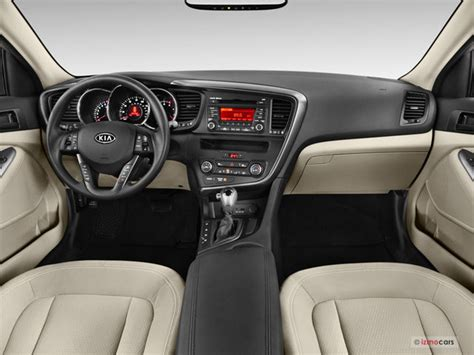 2012 Kia Optima Interior 2012 Kia Optima Interior U S News World Report