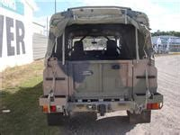 5 Fw Ca Land Rover Def Camouflage Forest 1988 110 county defender soft top sold road