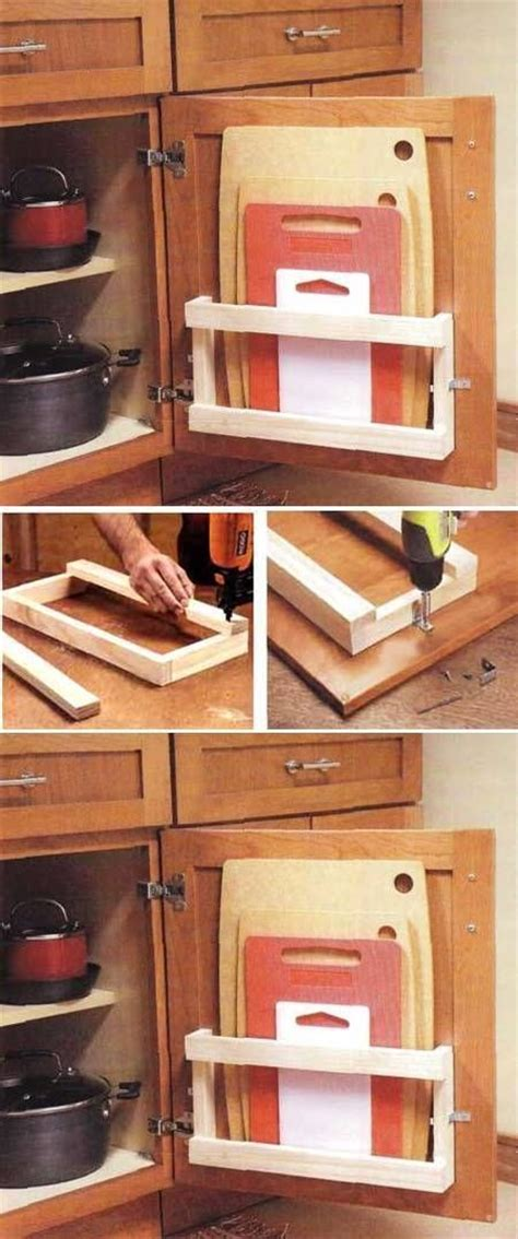 Diy Kitchen Rack by Diy Kitchen Board Rack Pictures Photos And Images For
